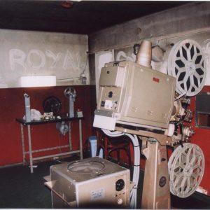 Ancien Projecteur