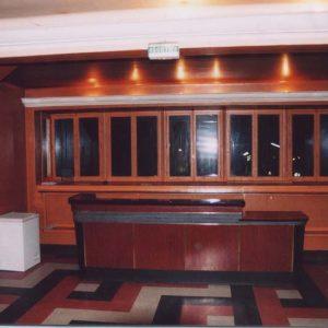 Ancien bar de l'époque qui date de 1957