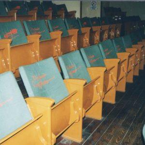 Nouveaux sièges changés en 2000