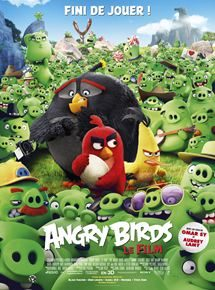 Angry Birds - Dimanche 12 juin à 17h00