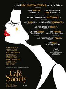 Café Society - Mardi 7 Juin à 20h30