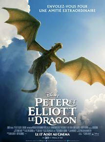 Peter et Eliot le dragon - Vendredi 23 Septembre à 20h30