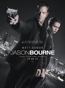 Jason Bourne - Samedi 10 Septembre à 20h30