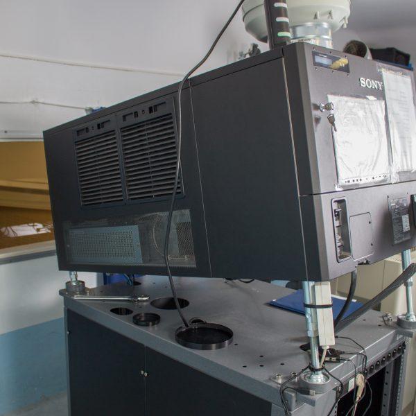 Projecteur Sony 4K